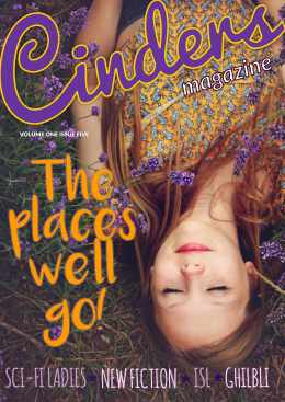 Cinders Magazine Issue Five Cover 2